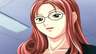 Uncensored Hentai Anime Porn Video. Hot Girl Blowjob Cartoon Sex Scene.