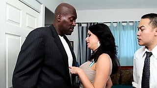 Make Him Cuckold Interracial cuckold fun