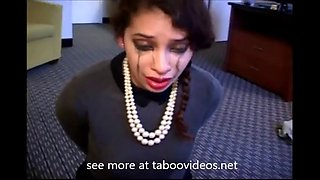 R.i.p kitty catherine sobbing forced blowjob