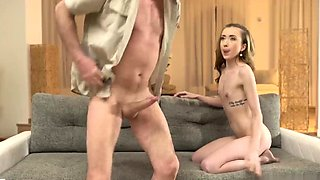 Old doctor fuck young and crazy mom anal fucking Russian Lan
