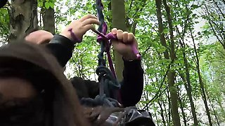 Full day exploitation of a slave with Julie Skyhigh
