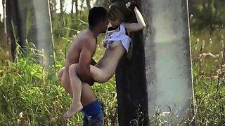 Teen dominates man and bondage spreader xxx Helpless teen Li