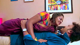 HOT TAMIL AUNTY SEX IN A SEX MOVIE