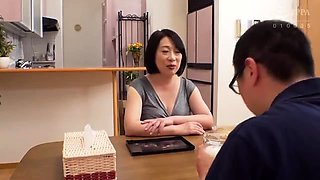 Nudist Japan milf office ladies do handjob and blowjob