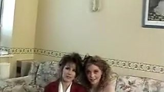 Sexy Ladies Getting Shaved And Assfucked In This Retro Flick