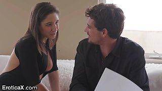 Wild passion between hot babe Abella Danger and Tyler Nixon