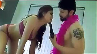 Indian beautifull big boobs doctor seduce patient for sex