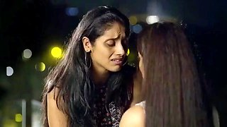 Desi lesbian sex from web series