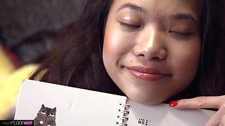 School Girl 5 - Vina Skyy