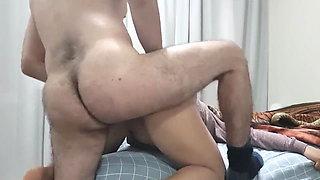 Persian Iranian Couple Fucking In Bedroom