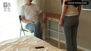 Very rare spanking video