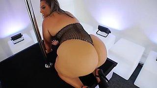 Big Booty Latina Twerking